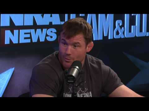 "9 X UFC Champion and Hall of Famer Matt Hughes on NRA News ""Cam and Company"" 4-25-13"