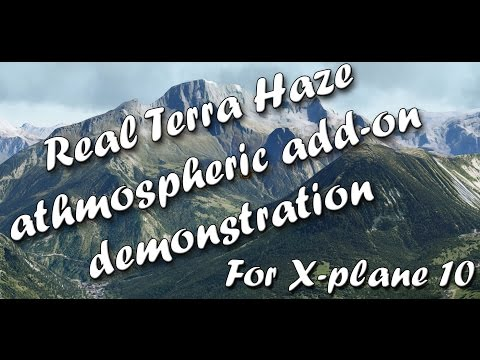 Real Terra Haze - Atmospheric add-on...