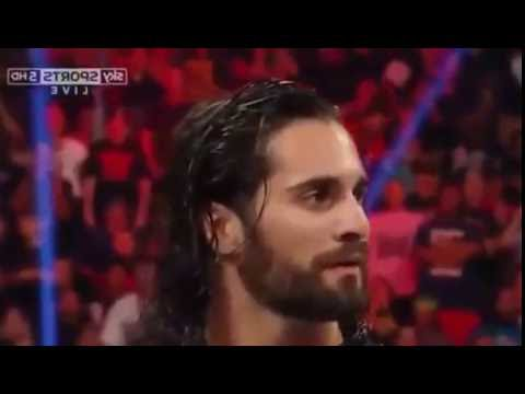 WWE Raw 22 August 2016 Full Show HD