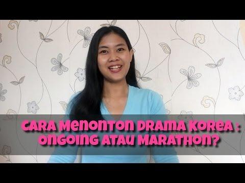 #Evlog Cara Menonton Drama Korea : Ongoing atau Marathon?