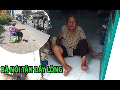 Lời tận đáy lòng của cụ bà gần 100 tuổi bị con bỏ rơi/ trao số tiền cuối cùng - Thời lượng: 25 phút.