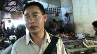 Chiang Saen Thailand  city pictures gallery : Markt von Chiang Saen, Thailand