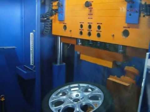 Прочность колёсных дисков WSP Italy W250 SAVONA на удар спицы (Alfa Romeо)