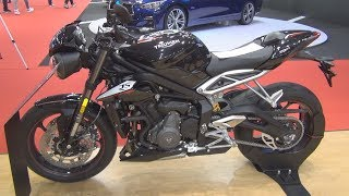 5. Triumph Street Triple RS (2018) Exterior and Interior