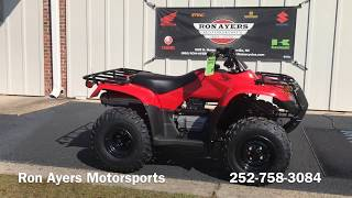1. 2019 Honda FourTrax Recon