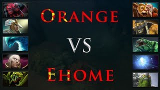 Orange vs Ehome #007