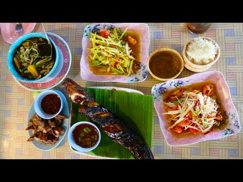 Best Thai Food - 5 Isaan Foods You Should Try In Thailand. Ao Nang Restraurants