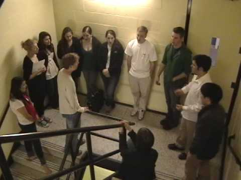 CT BtS 012 - Stairwell Fun: Part 2 (That Lonesome Road)