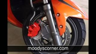 6. 2013 KYMCO MOVIE150  New Motorcycles - River Falls,Wisconsin - 2014-12-05