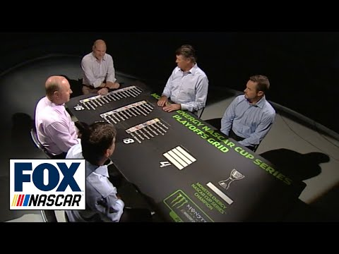 War Room Part Three: Picking the drivers that will advance to the Championship 4 | NASCAR RACE HUB