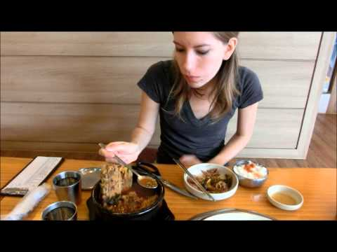 VIDEO: Korean Hangover Soup