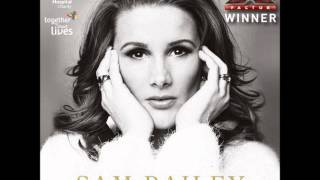 Listen: X Factor's Sam Bailey premieres 2013 Winner's Single 'Skyscraper'