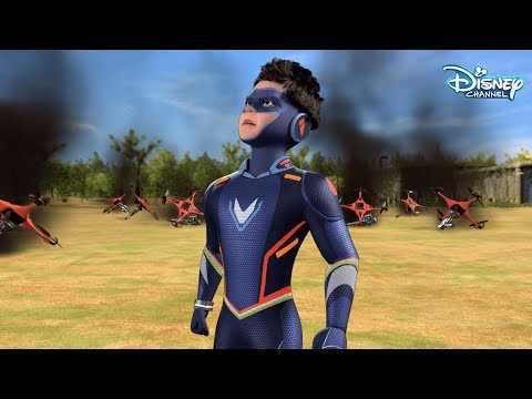 Super V | Virat's Adventures Part 5 Finale | Hindi Cartoon | Disney India