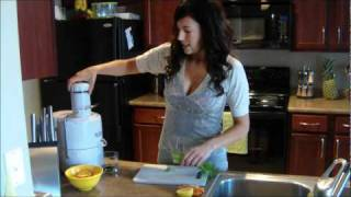 Juicing Guide! YouTube video