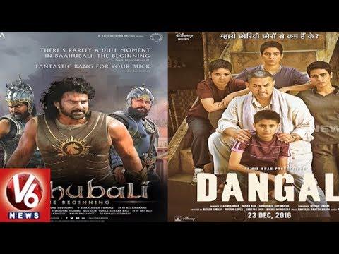 Baahubali 2 Vs Dangal Box-Office Collection : China To Become Main Battlefield