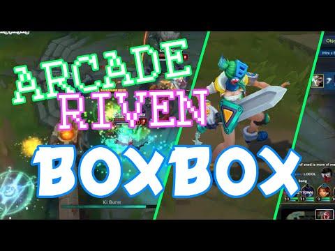 當BoxBox 用了電玩女神-雷玟時