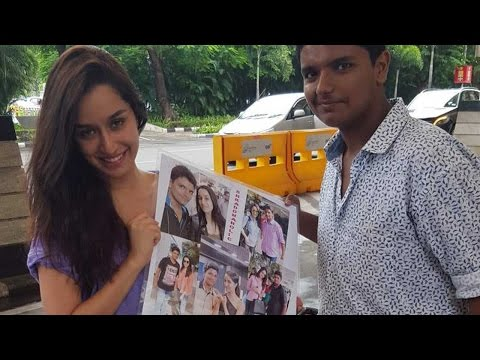 When Shraddha Kapoor Meets Her Biggest Fan At Airp