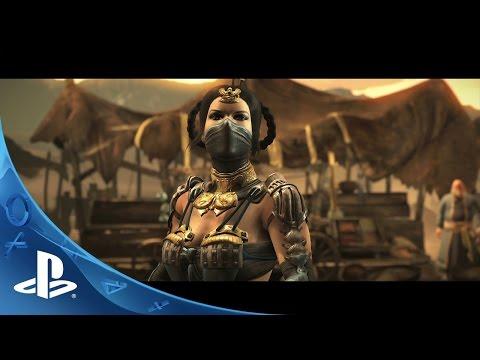 Mortal Kombat X -- Kitana, Kung Lao Trailer | PS4, PS3