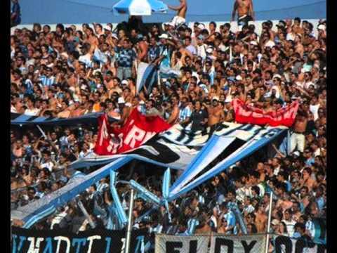 25 años - La Barra del 95 - La Guardia Imperial - Racing Club