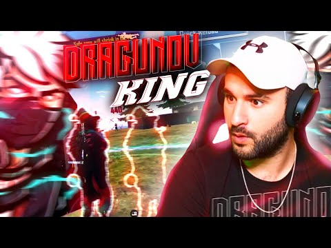 DRAGUNOV KING JACK FREE FIRE REACTION
