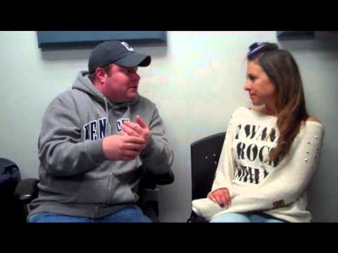 Ashlee interviews comedian John Caparulo