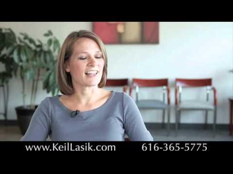 Pam - Keil Lasik Patient Testimonial: