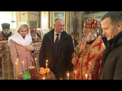 Президент страны совершает рабочую поездку в Гагаузскую автономию