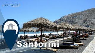 Santorini | Kamari Βeach