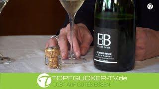 Hartmut meet´s Carol from Champagne Doyard Mahé | Fête du Champagne Dresden