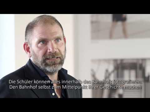 """Stuttgart im Wandel"" - Jugendliche fotografieren den Stuttgarter Hauptbahnhof"