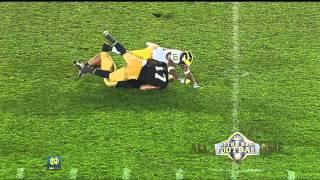 Notre Dame - Michigan Football Game Highlights