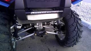 6. 2012 Polaris Sportsman 550 EPS LE