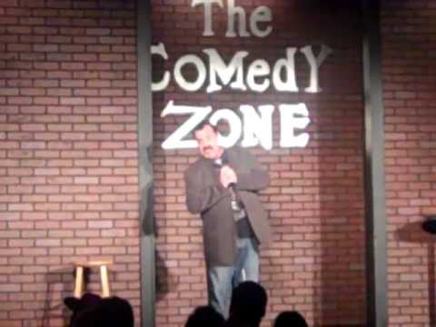 Comedy Zone JAX presents Kelly Terranova