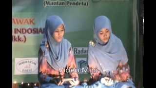 Suara Merdu Qiro'at Iis Aisyah & Lulu Pekan Rojabiyah 1436 H #22 Mei 2015