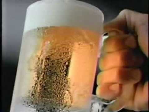 Bud Dry Commercial From 1990