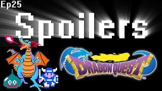Spoilers - Dragon Quest 1