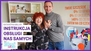 Katarzyna Miller, cz.1, 20m2 talk-show, odc. 336