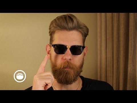 Beard styles - Quick Style Hack  Eric Bandholz