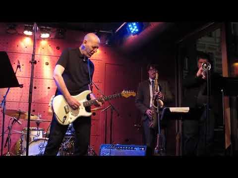 "Rene Trossman - ""Down at Rosa's"" - Short live sample from Jazz Dock Club, Prague"