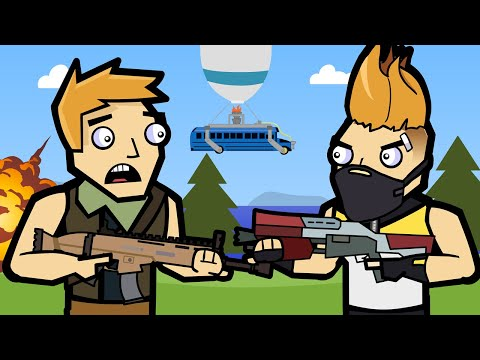 The Squad: CHAPTER 1 | Fortnite Animation Compilation (ALL EPISODES)