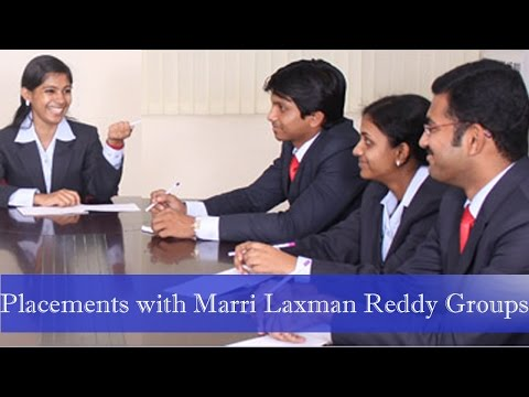 We have good placements | Marri Laxman Reddy Engineering colleges : TV5 News
