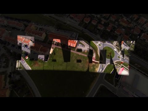 Labin Drone Video