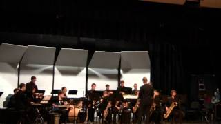 Wantagh High School Jazz Ensemble Seven Steps To Heaven Spring Concert May 12th 2015 - YouTube