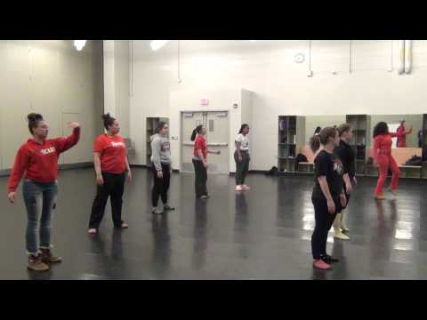 Refined Movement Move Your Body Dance Class