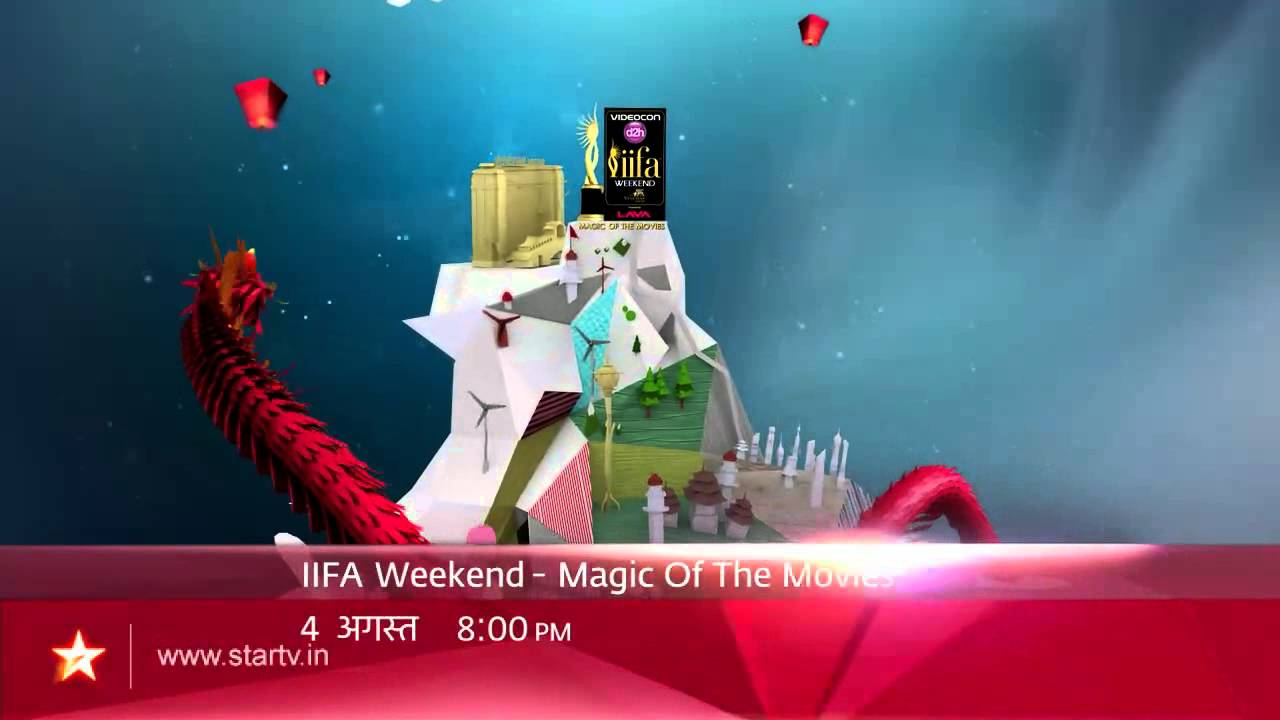 Watch IIFA 2013 Weekend — MAGIC OF THE MOVIES on STAR Plus