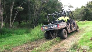 4. Polaris Ranger Crew 500 Review - Offroad Addiction TV
