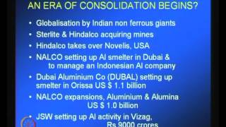 Mod-01 Lec-39 Nonferrous Metals In India - Unleashing Its True Potential