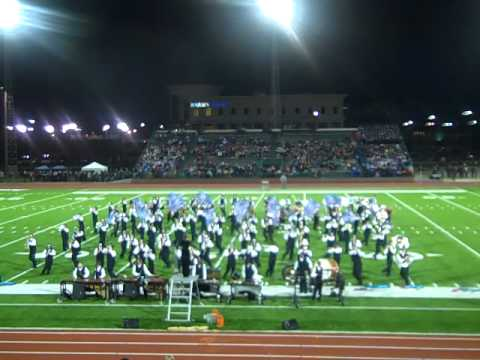 Bearden Band Peach State Competition Oct 2011.MP4