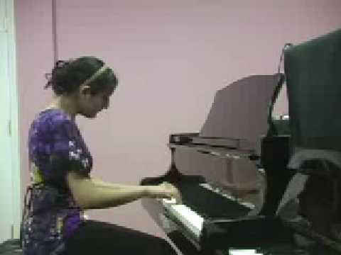 Debussy. Arabesque # 2 In G Major