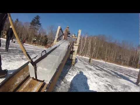RDC Ice Harvest Video 2013